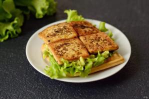Вафельный сэндвич - фото шаг 8