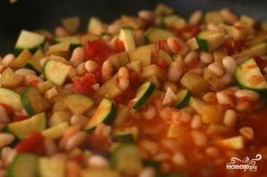 Тушеная фасоль с овощами - фото шаг 3