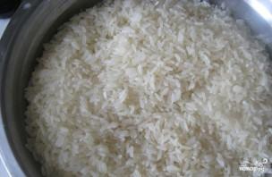 Мидии с рисом - фото шаг 5