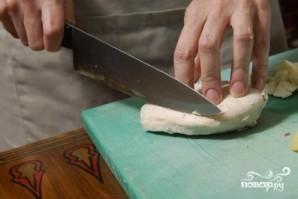 Окрошка с колбасой - фото шаг 6