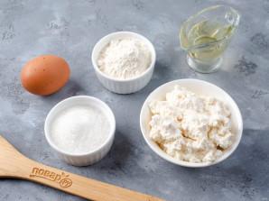 Сырники из обезжиренного творога - фото шаг 1