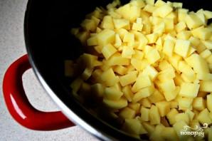 Сельдереевый суп - фото шаг 2
