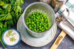Мусс из зеленого горошка - фото шаг 4