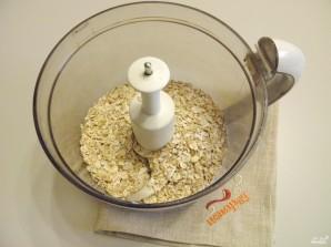 Постное овсяное печенье - фото шаг 2