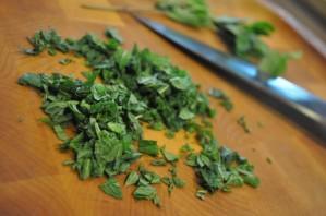 Салат с помело - фото шаг 2