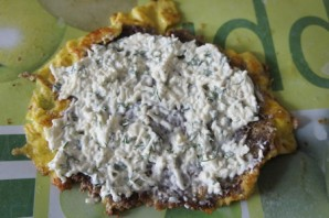 Бризоль с сыром - фото шаг 8