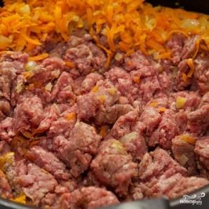 Лазанья с мясом - фото шаг 5