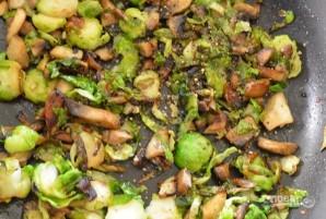 Спагетти с тыквой и овощами - фото шаг 2
