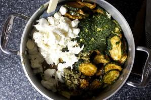 Салат из цукини и макарон - фото шаг 7