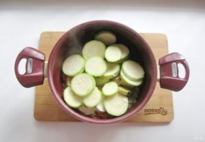 Соте из баклажанов и картофеля - фото шаг 5