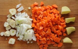 Рыба с овощами на пару - фото шаг 2