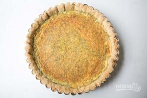 Заливной пирог с лососем - фото шаг 8