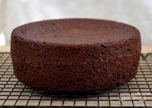 Торт с вишней - фото шаг 3