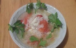 Куриный суп с помидорами - фото шаг 4