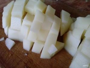 Рецепт мяса с овощами в рукаве - фото шаг 5