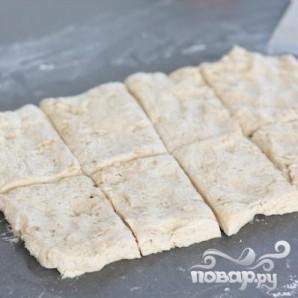 Печенье с корицей и шоколадом - фото шаг 1