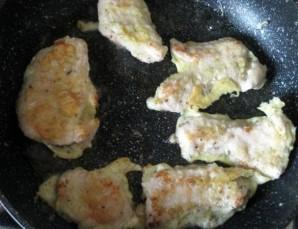 Мясо, жаренное в кляре - фото шаг 4