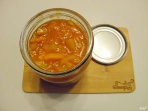 Салат из тыквы на зиму - фото шаг 5