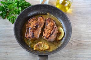 Мясо жареное крупным куском - фото шаг 6