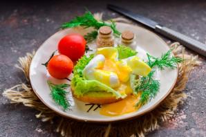 Яйцо пашот с уксусом - фото шаг 7