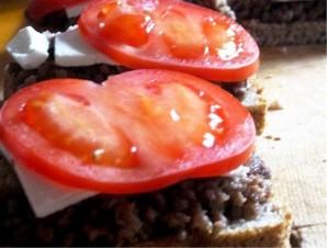 Горячие бутерброды в мультиварке   - фото шаг 5