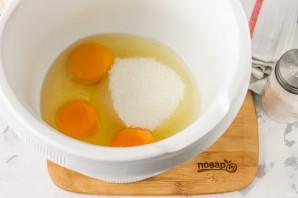 Бисквит из утиных яиц - фото шаг 2