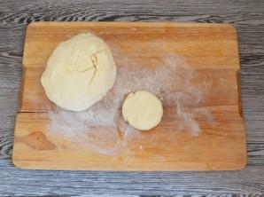 Кокосовое печенье с творогом - фото шаг 5