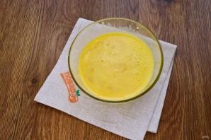 Запеканка из белой рыбы с креветками в томатном соусе - фото шаг 3