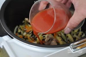 Суп из черной чечевицы - фото шаг 8
