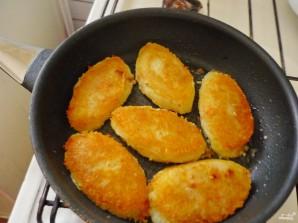 Картофельные зразы с мясным фаршем - фото шаг 6