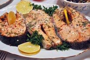 Cтейк из рыбы в духовке - фото шаг 5