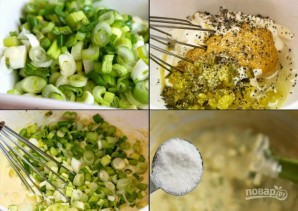 Американский салат - фото шаг 2