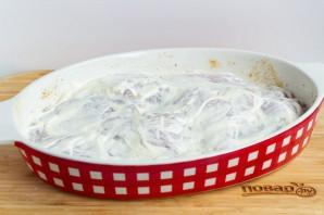 "Курица с сыром ""по-французски"" - фото шаг 7"