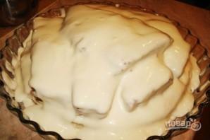 """Сметанный торт """"Панчо"""" - фото шаг 13"""