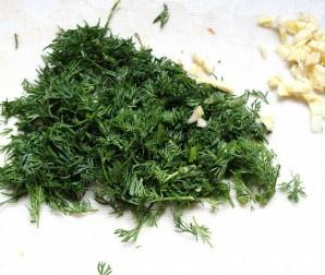 Салат из фунчозы по-корейски - фото шаг 3