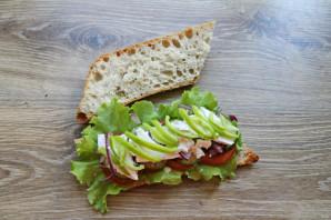 Греческий сэндвич - фото шаг 8