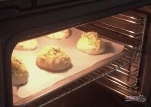 """Булочки с сыром """"Сюрприз"""" - фото шаг 8"""