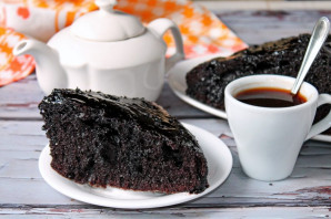 Пирог с красным вином - фото шаг 11