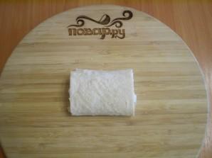 Лаваш с рисом и яйцом - фото шаг 9