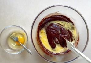 Брауни шоколадный - фото шаг 3
