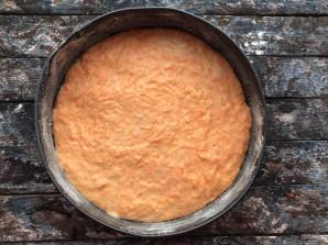 Морковный пирог с манкой - фото шаг 6