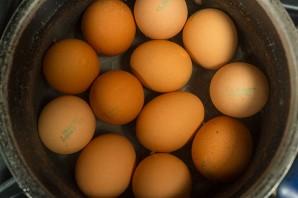 Плов с яйцом - фото шаг 2