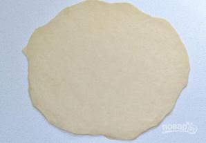 Пицца на ржаном тесте - фото шаг 7