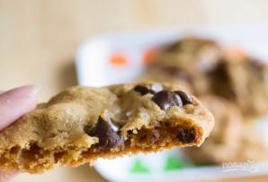 Печенье с шоколадом и морской солью - фото шаг 7