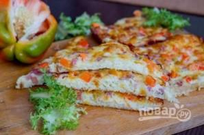 Горячие бутерброды под сыром - фото шаг 7