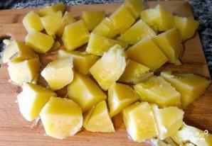 Картофельный салат классический - фото шаг 3