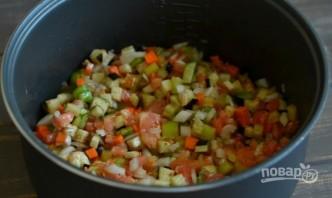 Овощи в мультиварке - фото шаг 5