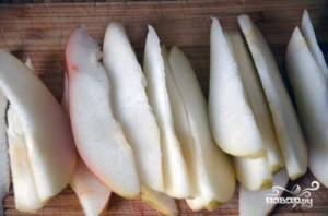 Салат с грушей - фото шаг 10
