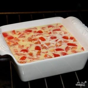 Яичница в духовке - фото шаг 9