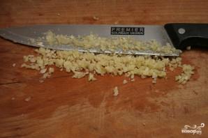 Тунец с фасолью - фото шаг 3